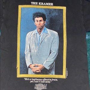 Vintage 1997 Seinfeld Kramer Tee 🎨🔥